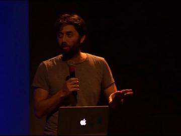 David Horvitz (part 2 of 5) - The Influencers 2014