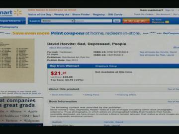 David Horvitz (part 3 of 5) - The Influencers 2014