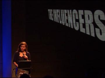 Olia Lialina (part 3 of 4) - The Influencers 2014