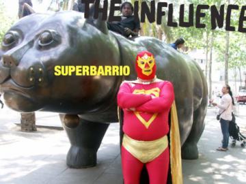 Superbarrio - The Influencers 2011 (1)