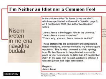 Janez Janša - The Influencers 2011 (2)