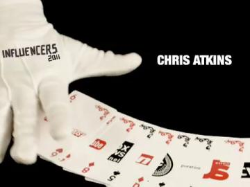 Chris Atkins - The Influencers 2011 (1)