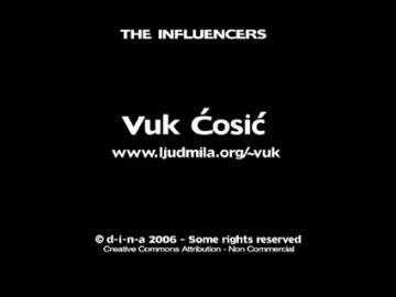 Vuk Ćosić - The Influencers 2006 (1)