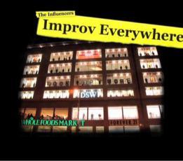 Improv Everywhere - The Influencers 2009 (1)