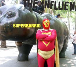 Superbarrio - The Influencers 2011 (1)