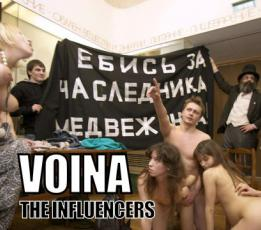 Voina - The Influencers 2012 (1)