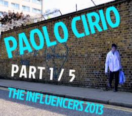 Paolo Cirio (Part 1 of 5) - The Influencers 2013