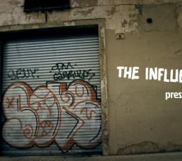 Street Ghost - Paolo Cirio & The Influencers, Barcelona 2013